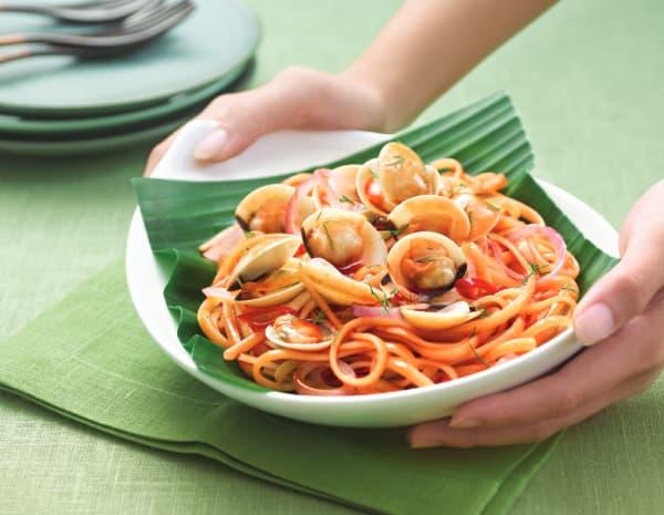 HK_recipe_600_Linguini with Fresh Clams