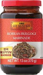 Korean Bulgogi Sauce, 13oz