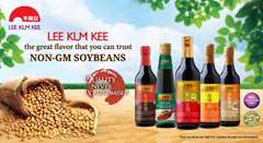 Cooking With Lee Kum Kee Soy Sauce