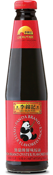 Lee Kum Kee Panda Brand Oyster Flavored Sauce