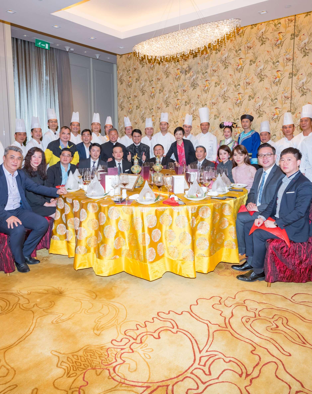 "Lee Kum Kee Co-organises ""2018 Macau Manchu Han Imperial Charity Feast"""