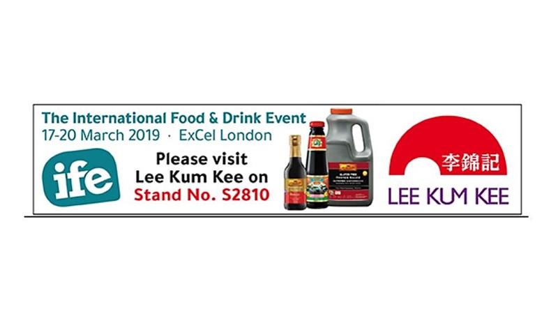 International Food & Drink Event in London