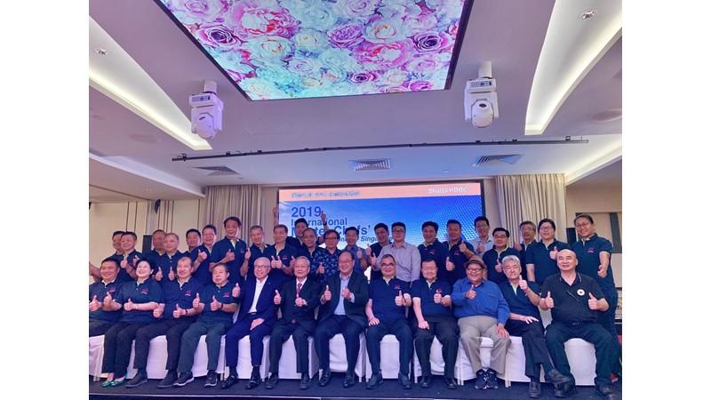 國際名廚2019新加坡慈善夜