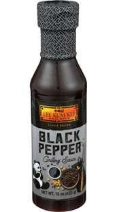 Black Pepper Grilling Sauce