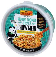 Hong Kong Style Chow Mein