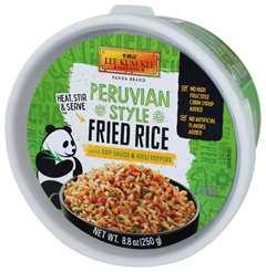 熊貓牌秘魯風味炒飯