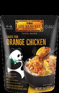 Panda Brand Sauce for Orange Chicken 8 oz