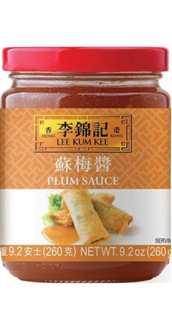 Plum Sauce 9.2 oz