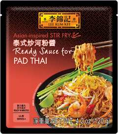 Ready Sauce for Pad Thai, 4.2 oz (120 g), Sauce Pack