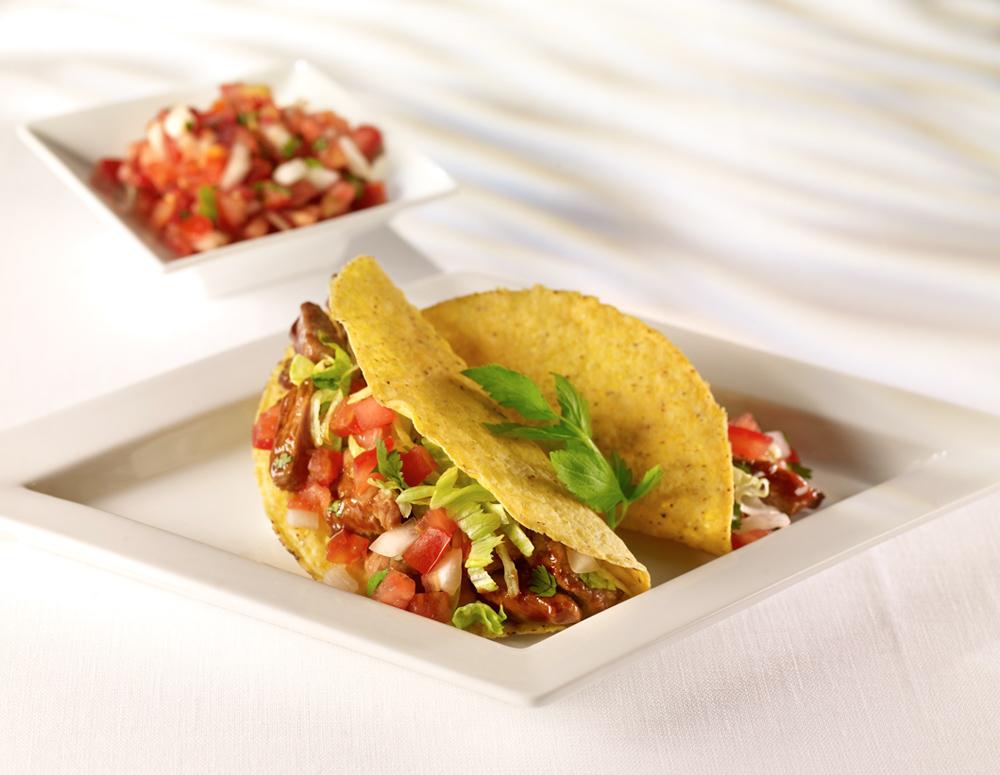 Recipe Asian BBQ Tacos