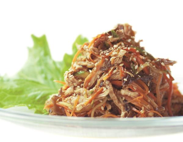 Recipe Asian Chicken  Salad