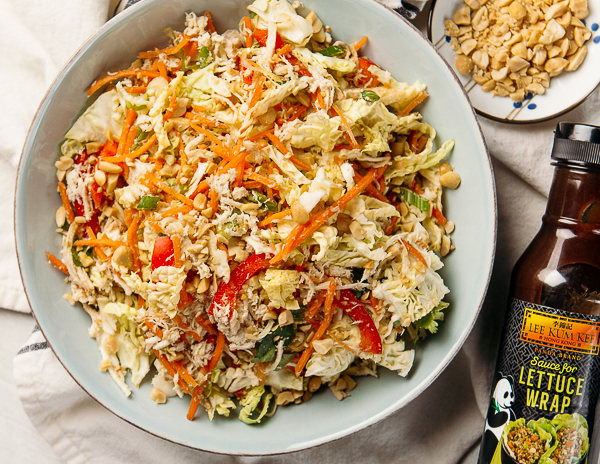 Recipe Asian Chicken Chopped Salad