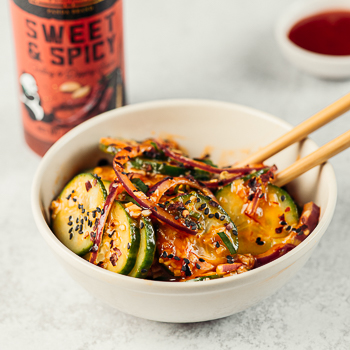 Recipe Asian Cucumber Salad S