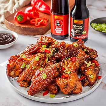 Recipe Asian Zing Wingz S