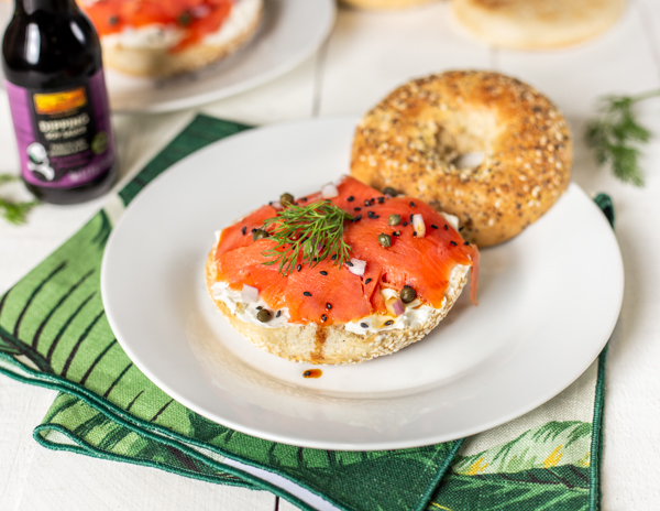 Recipe Bagel & Lox