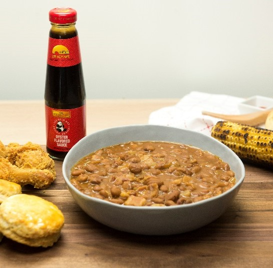 Recipe Baked Beans with Panda Brand Oyster Sauce S