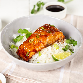 Recipe Baked Hoisin Salmon S