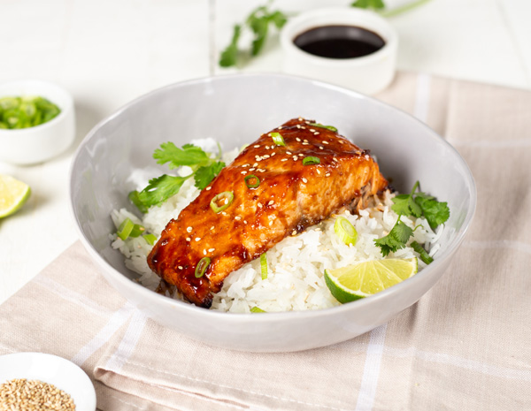 Recipe Baked Hoisin Salmon