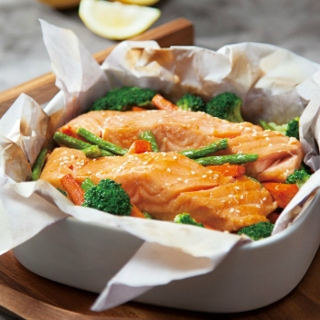 Recipe Baked Salmon Packets S