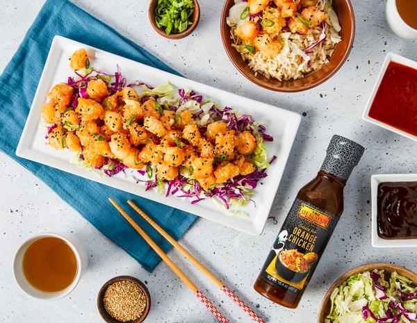 Recipe Bang Bang Orange Chicken