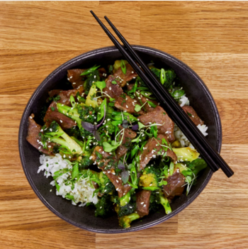 Recipe Beef and Broccoli Stir Fry S