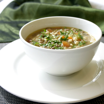 Recipe Beef and Vegetable Barley Soup S
