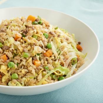 Recipe Beef Fried Rice