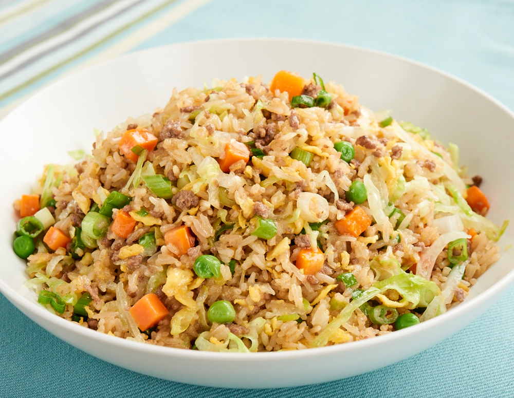 Recipe Beef Fried Rice