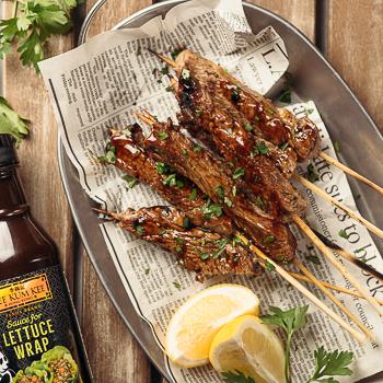 Recipe Beef Satay Skewers S