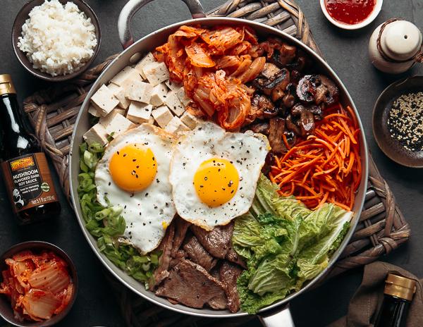 Beef Sukiyaki Usa
