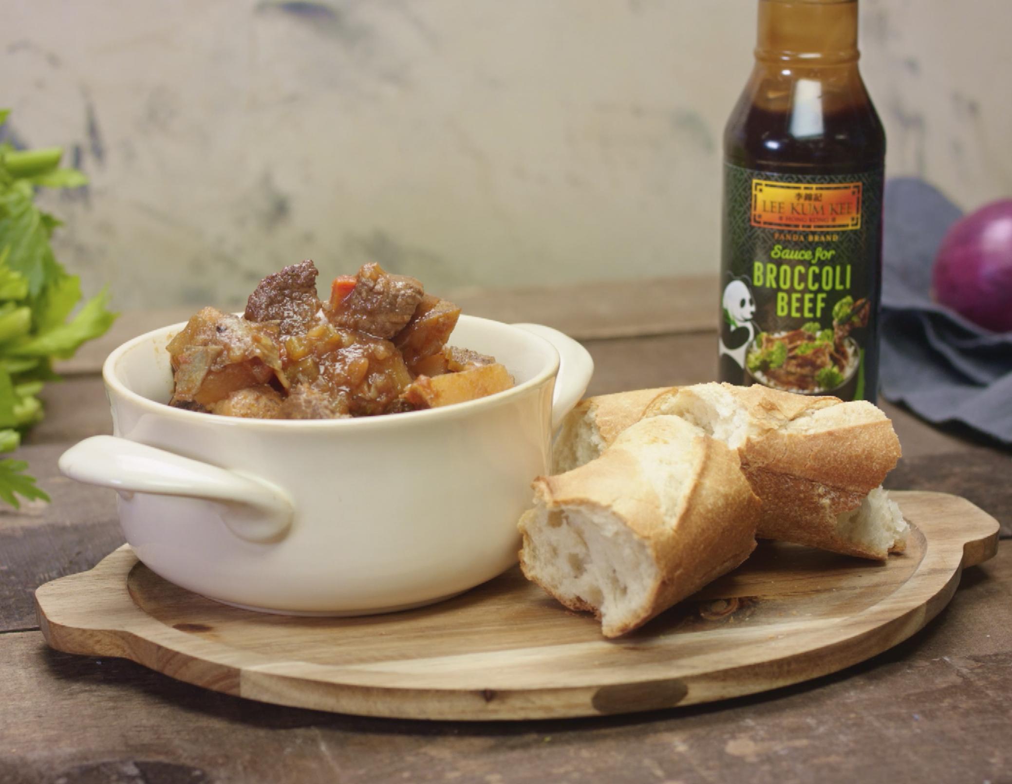 Recipe Beef Vegetable Stew