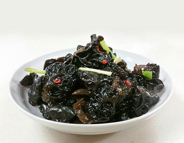 Recipe Black Fungus Salad