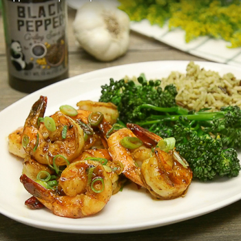 Black Pepper Shrimp S
