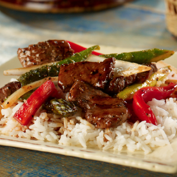 Recipe Black Pepper Steak with Oyster Flavored sauce S