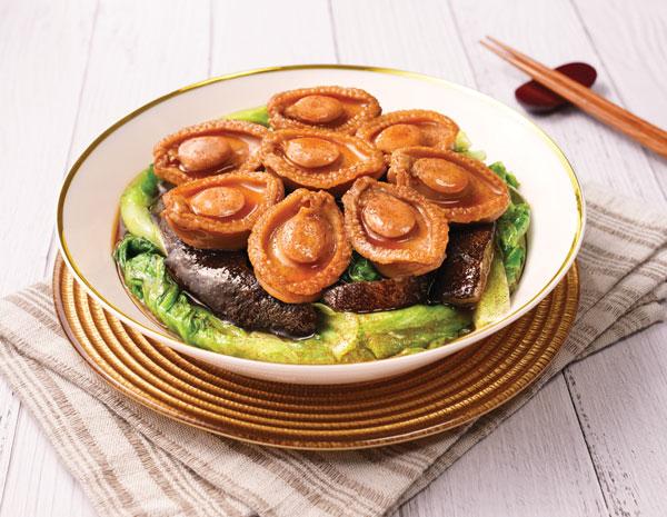 Recipe Braised Abalone Sea Cucumber