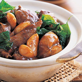 Recipe Braised Chicken with Oyster Sauce S