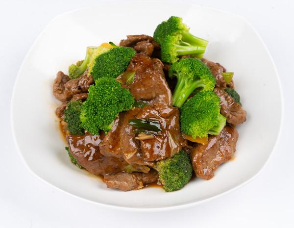 西蘭花牛肉