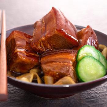 紅燒五花腩肉
