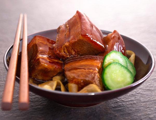 Recipe Brown Braised Pork Belly