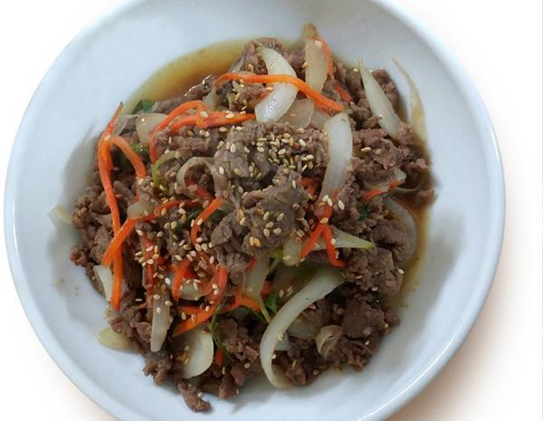 Recipe Bulgogi