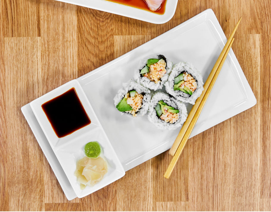 Recipe California Roll