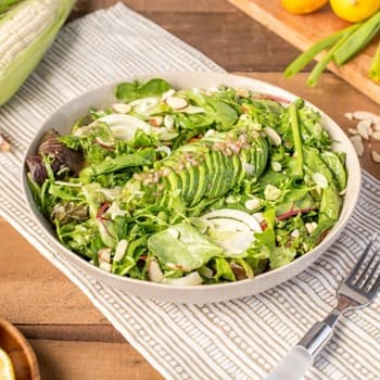 Recipe California Salad with Lee Kum Kee Panda Brand Oyster Sauce Vinaigrette S
