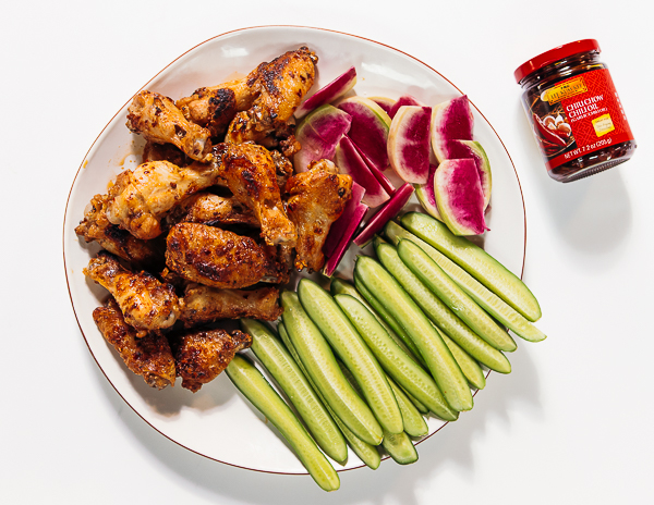 Recipe Can't Stop Won't Stop Wings