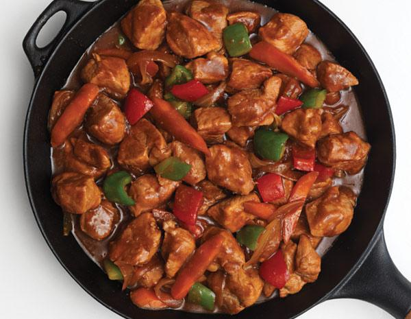 Recipe Cantonese Style Beef Stew