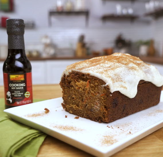 Recipe Carrot Cake Loaf S