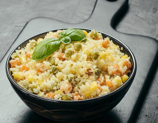 Recipe Cauliflower Fried Rice