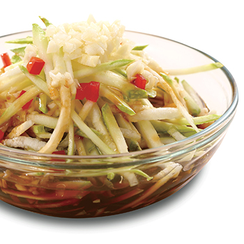 Chayote Squash Salad