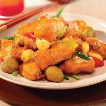 Recipe Chestnut Chicken S