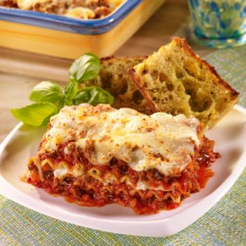Recipe Beef and Mushroom Lasagna S