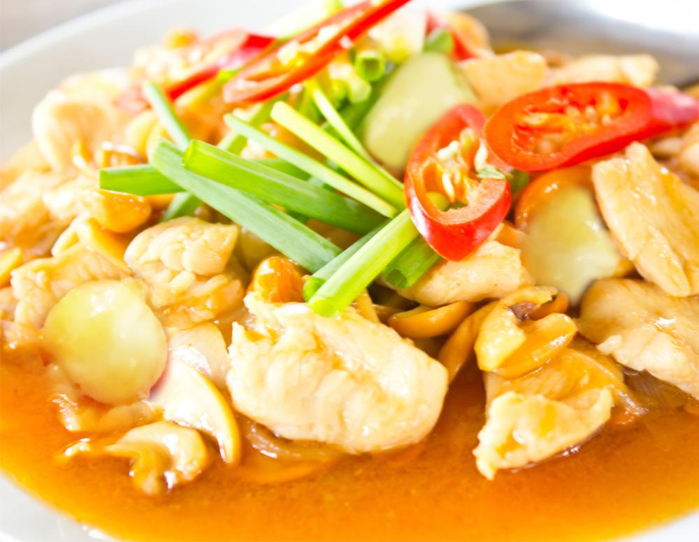 Recipe Chicken and Lychee